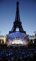 Grand concert de Musique classique du 14 juillet au Champs de Mars