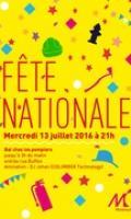 Fête Nationale à Montreuil