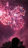 Feu d'artifice et Fête Nationale à Suresnes
