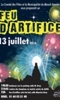 Fête Nationale et Feu d'artifice du 14 juillet au Mesnil Amelot