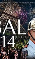 Bal des pompiers du 14 juillet - Caserne Montmartre