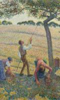 Pissarro à Eragny - La Nature retrouvée
