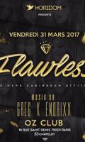 FLAWLESS 6 x OZCLUB x DJ GREG x DJ ENDRIXX