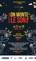 Concert de clôture du festival On Monte le Son!