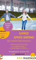 Soirée speed dating à la Patinoire de l'Agora