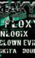 Freaky Beats #3 w/ Floxytek - Ketamane - Unlogix - Le Clown Evil