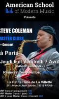 Steve Coleman master class