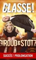 CECILE GIROUD & YANN STOTZ - CLASSE !