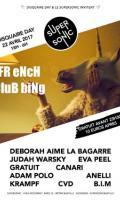 Disquaire DAY & Supersonic invitent FRENCH CLUBBING