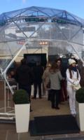 La Bourgogne-Franche-Comté pose ses valises dans une bulle géante