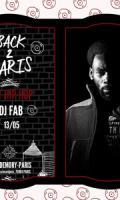Back 2 Paris avec Dj FAB