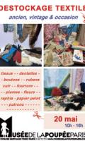 Destockage textile : ancien, vintage & occasion