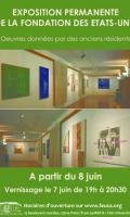 Exposition permanente à la Fondation des Etats-Unis - Art-Hop-Polis