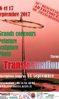 Grands concours de Peinture, Sculpture, Photo à Villecresnes + expo et conférences