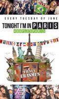 TONIGHT I'M IN PARIS