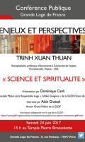 Conférence publique avec Trinh Xuan Thuan, astrophysicien
