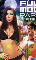 AFTERWORK FULL MOON SUR LES TOITS DE PARIS (TERRASSE DE PLUS DE 1000M², DEUX AMBIANCES, MOJITOS, BARBECUE...)