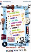 Place du Marché - Fête de la Musique 2017