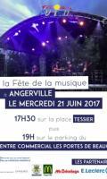 Fête de la Musique à Angerville - Fête de la Musique 2017