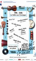 Les Boucaniers - Le sale gamin - Mistyz - Nasty Girls Jakh United - Toros - Blachies Armada - Night Birds - Fête de la Musique 2017