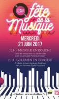 Goldmen - Fête de la Musique 2017