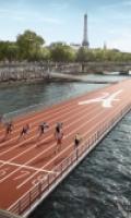Paris en Mode Journées olympiques : La Piste Flottante