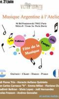 Tango et Folklore argenitn - Fête de la Musique 2017