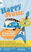 Happy Music - Fête de la Musique 2017