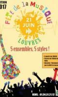 5 ensembles, 5 styles ! - Fête de la Musique 2017