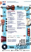 Le Conservatoire investit la salle de spectacle - Fête de la Musique 2017