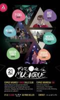 Espace Vasarely - Fête de la Musique 2017