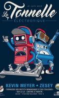 La tonnelle électronique - Fête de la Musique 2017