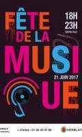 Parc de la Mairie - Fête de la Musique 2017