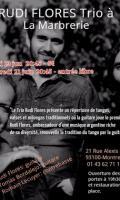 RUDIFLORES Trio - Musique d'argentine