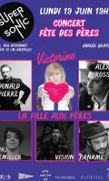 Donald Pierre (ALINE) • Victorine • Alex Rossi • Niki Demiller • Vision Panam