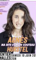 AGNÈS HURSTEL - MA BITE ET MON COUTEAU