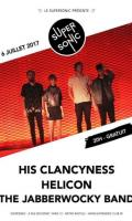 His Clancyness • Helicon • The Jabberwocky Band // Free