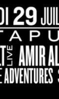 Katapult: Legowelt (live), Amir Alexander, Kern Space Adventures