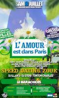 L'AMOUR EST A PARIS - Big soirée Celibataire