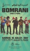 BOMRANI AU STUDIO DE L'ERMITAGE