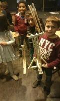 Stage Machinerie médiévale