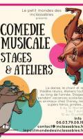 Stage de Comédie Musicale pour les jeunes