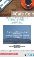 Café Celo - Impression 3D et recyclage plastique