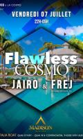 Flawless Cosmo x Full outdoor party x Madison Beach x Paris