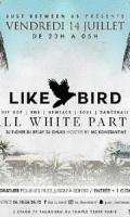 Like A Bird #ALL WHITE PARTY