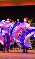 Cours de French Cancan et Gym-danse en juillet