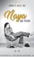 NAYA LIVE @BIZZ'ART