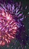 Fête Nationale à Viry-Chatillon : feu d'artifice, lampions et bal