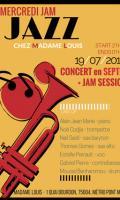 Mercredi Jam Jazz - ALAIN JEAN MARIE & the Jazz Session SEPTET - Concert exceptionnel + Jam