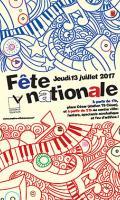 Fête nationale à Villetaneuse : spectacles de rue, musique, acrobatie et feu d'artifice